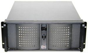"Industrie-PC - 19"" Gehäuse - Intel Pentium D - 3,0Ghz 2x80GB HDD – Bild 1"