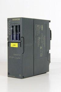 SIEMENS SIMATIC S7 - DP/DP Coupler - 6ES7 158-0AD01-0XA0 E-Stand 2