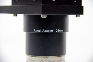 e2V AVIIVA - M2 CL 4010 - Monochrome Zeilenkamera 4096 Pixel - AT71YM2CL4010-BA1 – Bild 5