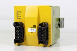 PILZ - PNOZpower - Sicherheitsrelais Kontakterweiterung PNOZ po3.2p 4n/o 773631 – Bild 1