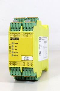 PHOENIX CONTACT - Sicherheitsrelais - PSR-SPP- 24DC/ESD/5X1/1X2/0T5 - 2981130