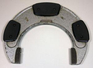 WT Suhl - einseitige Rachenlehre Grenzlehre Grenzrachenlehre - 170 mm g6