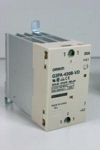 OMRON - Halbleiterrelais 30A 12/24VDC - G3PA-430B-VD
