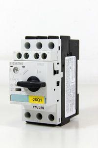 SIEMENS - Leistungsschalter 5,5-8 A - 3RV1021-1HA15 - 3 kW