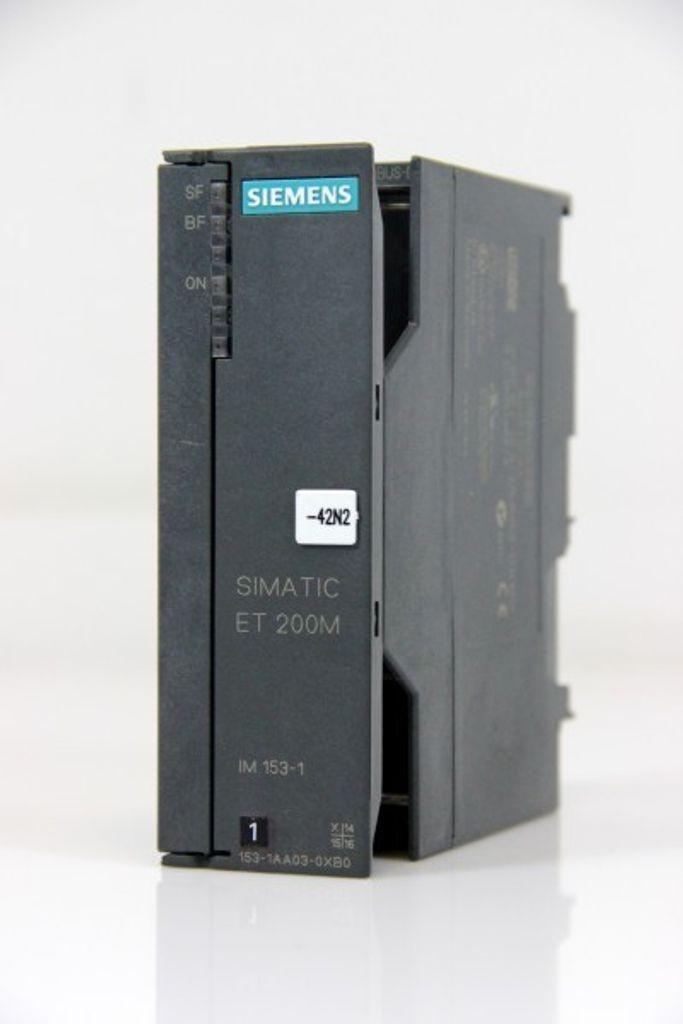 SIEMENS IM153-1 Anschaltung f.max 8 S7-300BG ET 200M 6ES7 153-1AA03-0XB0 E:13
