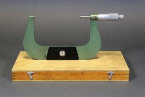 KS-Suhl - Bügelmessschraube Mikrometer - 125-150 mm / 0,01 mm