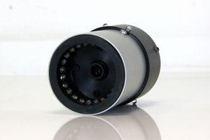 boraglas UniColor Reader - Lesegerät Datamatrix Industriekamera LED-Ringlicht – Bild 1