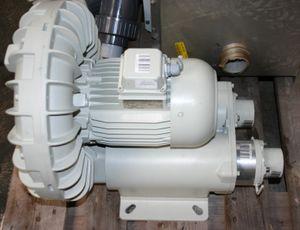 ELEKTROR SD6 - Seitenkanalverdichter 2,3 kW 276 m³/h 230 mbar – Bild 1