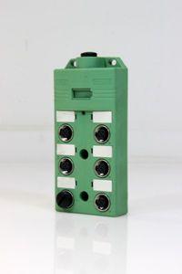 PHOENIX CONTACT - Sensor-/Aktor-Box SACB- 6/6-L BUS MA - 1535260 – Bild 1