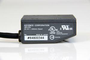 KEYENCE - 2D Strichcodeleser - SR-510 + Kommunikationseinheit BL-U2 – Bild 2