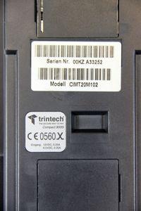 Trintech - Kartenzahlungterminal EC-Terminal - Payware compact 9000i – Bild 2