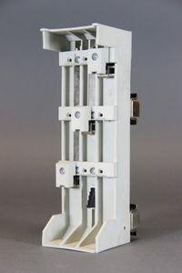 MOELLER - Geräteadapter 3-Phasen für Sammelschiene - AD40/10-1 - 40A – Bild 1