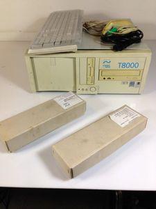 Profilmessgerät PM2000 - Hommel Oberflächenprüfgerät Hommel – Bild 2