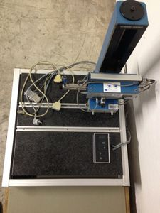Profilmessgerät PM2000 - Hommel Oberflächenprüfgerät Hommel – Bild 5