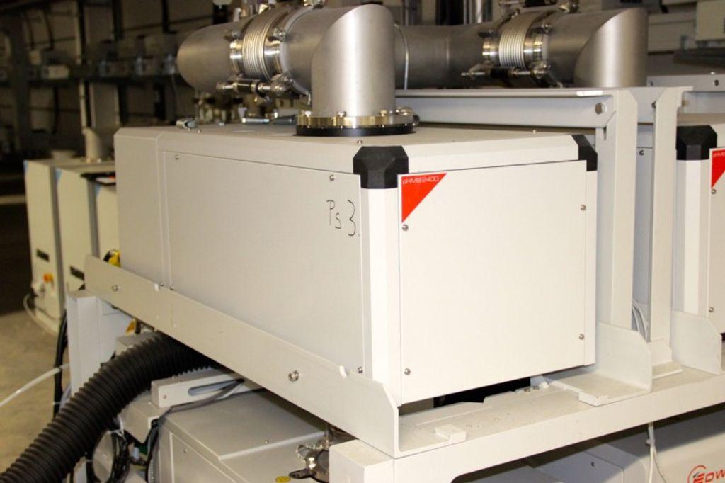 BOC EDWARDS PHMB2400 + PRV Vakuumpumpe Booster vacuum pump A53307959