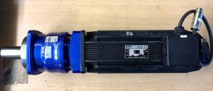 PARKER Synchron-Servo-Motor - MH1455628524S3I65A + alpha Getriebe alpheno 040-2 – Bild 1