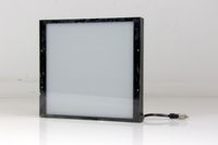 ICOS Vision Systems - LED Backlight weiß 195x195 mm 24 VDC - LU600041-01 – Bild 1