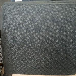 FIESSLER - Sicherheitskontaktmatte Sicherheitstritt Matte - STM 1500x1000 RF – Bild 1