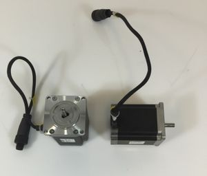BECKHOFF - Schrittmotor Stepper Motor 1,20 Nm 5,0 A - AS1050-0000  – Bild 2