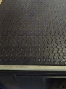 LANGE Mattenkettenförderer Förderband, FÖRDERSYSTEM LFS 250 US - AE- 30 - UE 160 – Bild 3