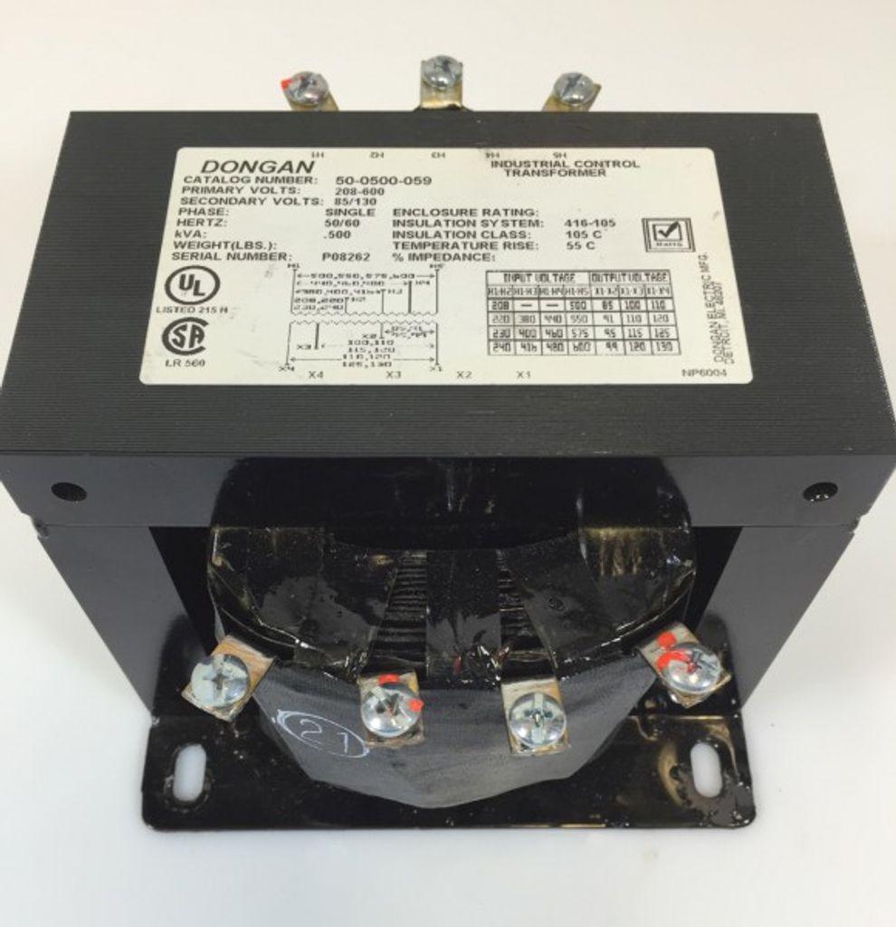 DONGAN 50-0500-059 Trafo Control Transformator Steuertransformer 500VA