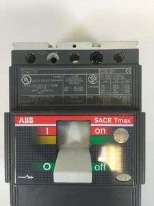 ABB SACE T2S Tmax 90 Amp LEISTUNGSSCHALTER Low Voltage Circuit-Breaker – Bild 2
