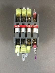 ABB Schaltschütz Control RelayA9-30-10RT 110 V Spule - Contactor – Bild 1