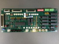 AMAT Applied Materials AKT 0100-71229 - ASSY CPU BOARD 40KA CVD AC POWER BOX – Bild 1