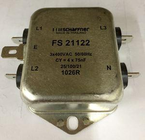 SCHAFFNER - 3 P Netzfilter - 3x400VAC  - FS 21122