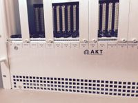 AMAT Applied Materials AKT  0100-71275 ASSY VME P2 Backplane 60K CVD – Bild 3