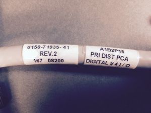 AMAT Applied Materials AKT  0150-71935-41 Rev.2 PRI DIST PCA DIGITAL #4 I/O – Bild 3