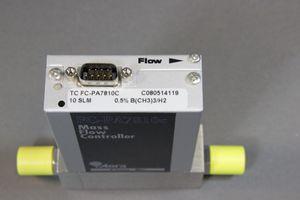 AERA - Mass Flow Controller für 0.5% B(CH3)3/H2 - TC FC-PA7800C 10 SLM – Bild 2
