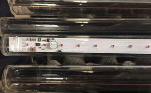 LEDscale - LED-Prozessleuchte mit Kühlung - 108 W rot-orange - 30386-0T01B – Bild 3