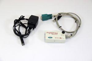 MiniCom - Phantom Specter II RS232 MXIIUPM - Rev. 1.7 + Netzteil – Bild 1