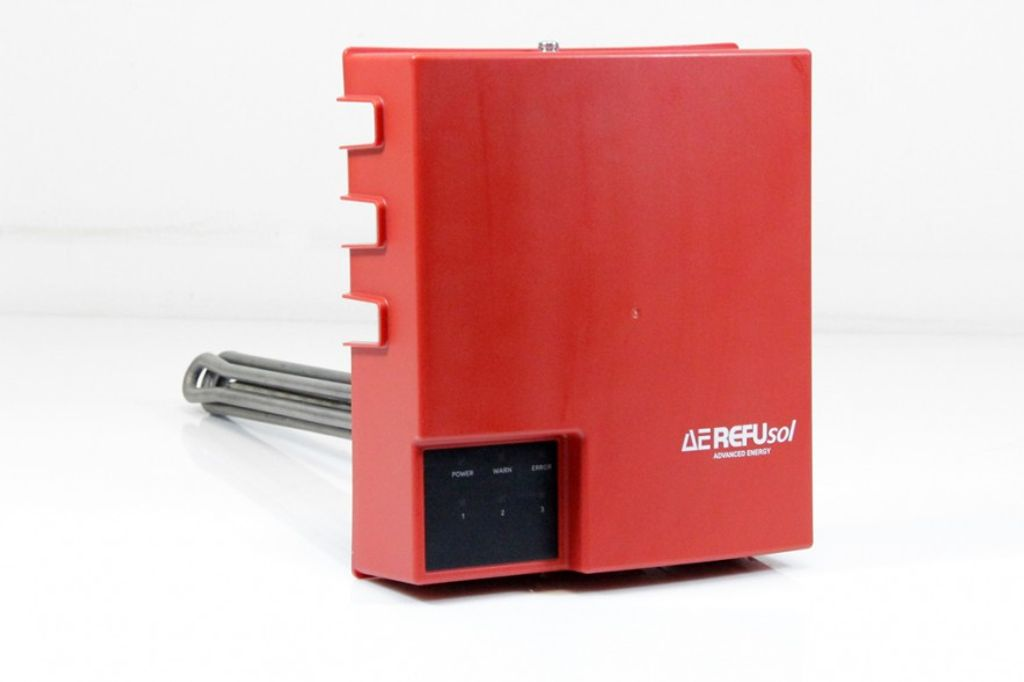 Details About Ae Refusol Dclv Pv Heater Pellet Boiler Thermie Heizsystem 1500 W Heating