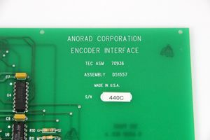 ANORAD - Encoder Interface + 2x Quad Converter / Multiplier BD - TEC ASM 70936 – Bild 2
