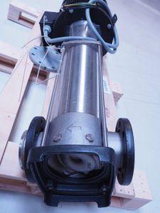 GRUNDFOS - 45kW Edelstahl Kreiselpumpe 90m³/h  H=135,5m - CRN90-6 A-F-G-E-HQQE – Bild 5