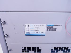 HORIBA - Gasschrank Fluid Delivery Module - FDM 1000 + Control Rack – Bild 4