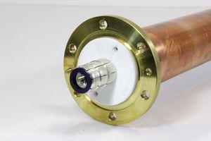 "MYAT Inc - 3 1/8"" 50 Ohm EIA Kabel Transmission Line - 49,40 Inch 125 cm – Bild 2"
