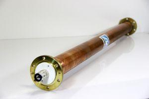 "MYAT Inc - 3 1/8"" 50 Ohm EIA Kabel Transmission Line - 49,40 Inch 125 cm – Bild 1"