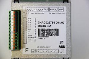 ABB - IRC5 Controller analog I/O Unit DSQC 651 - 3HAC025784-001 – Bild 2