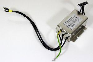 TYCO ELECTRONICS - F4332C - 3P Netzfilter EMI Filter - 300 VAC 25 A - 3HAC024322 – Bild 1