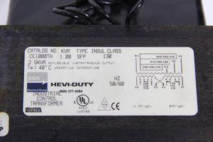 HEVI-DUTY - 1 kVA Steuertrafo Trafo Transformator - CE1000TH - 240/415/480 VAC  – Bild 2