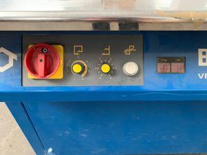 BRÜNINGHAUS - Umreifungsmaschine Bündelmaschine halbautomatisch - SK-H/355 – Bild 2