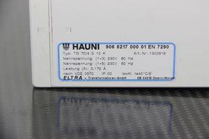 HAUNI - Trenntrafo Trenn-Transformator 230 VAC - TG 70/4 S 10 K – Bild 2