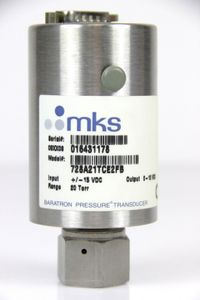 MKS Baratron - Pressure Transducer 20 Torr - 728A - 728A13TCA2AA575 – Bild 3