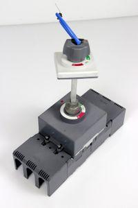 META MEC - 600VAC / 100A Circuit Breaker Lasttrennschalter - ABS 203b MCCB – Bild 1