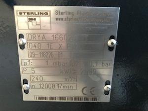 Sterling Flowserve Dry Vacuum Pump SIHIdry V250 Vakuumpumpe 10mbar 240m³/h – Bild 5