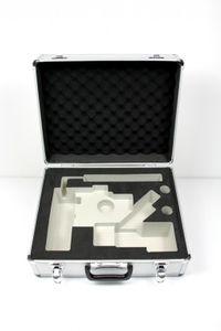 Alu Transport Koffer für Inspector Serie - Schutz für Mikroskop Brino Trino – Bild 1