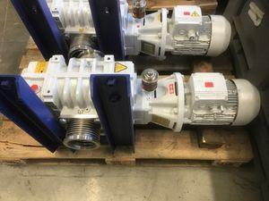 KAESER WVC 800 - 3 kW 745 m³/h Vacuum Pump Vakuumpumpe Drehkolbenvakuumpumpe – Bild 5